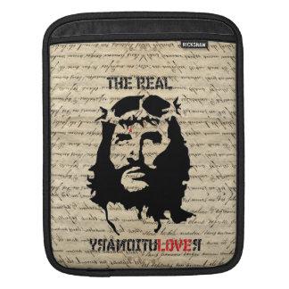 Jesus den verkliga revolutionären sleeve för iPads