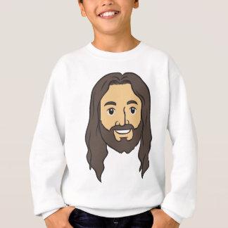Jesus huvud tee shirts
