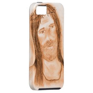 Jesus i det ljust tough iPhone 5 fodral