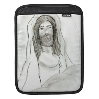 Jesus i grotta sleeve för iPads