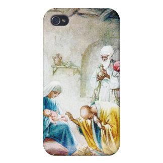 Jesus iPhone 4 Skal