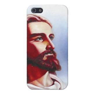 Jesus iPhone 5 Fodraler