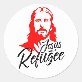 Jesus klistermärke