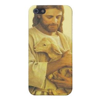 Jesus Kristus den bra herden iPhone 5 Cover