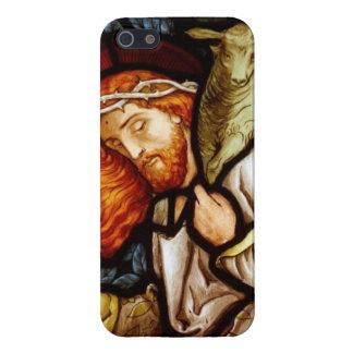 Jesus Kristus den bra herden iPhone 5 Hud