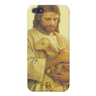 Jesus Kristus den bra herden iPhone 5 Skydd