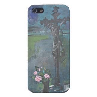 Jesus Kristus Stanislav Stanek iPhone 5 Hud