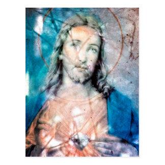 Jesus Kristus Vykort