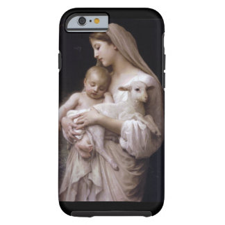 JESUS, MARY OCH LAMB.EN TOUGH iPhone 6 CASE