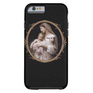 JESUS, MARY OCH LAMB.EN TOUGH iPhone 6 SKAL