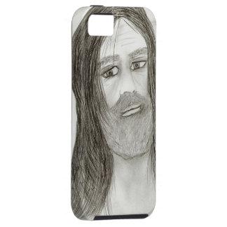 Jesus med gloria iPhone 5 Case-Mate fodraler