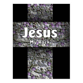 Jesus min sten vykort