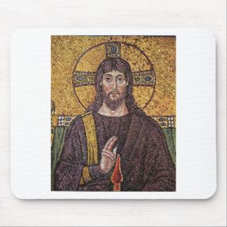 Jesus mosaik mus matta