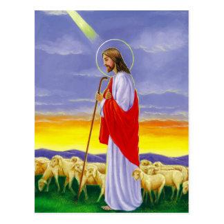Jesus religiöst påskkort vykort