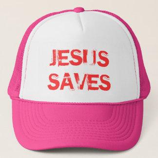 JESUS SPARAR TRUCKERKEPSEN KEPS