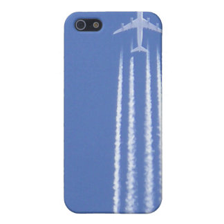 Jet i himmlen iPhone 5 cases