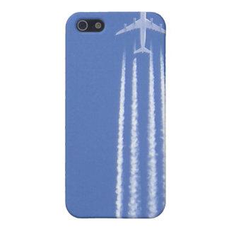 Jet i himmlen iPhone 5 cover