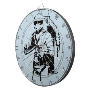 Jetpack pilot- dartboard piltavla