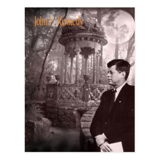 JFK-dröm Vykort