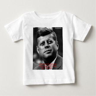 """JFK """"förlåter för att inte glömma"""" det Tee Shirt"""