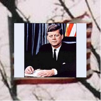 JFK PHOTO CUTOUT