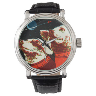 JFKS Pupniks nu den perfekta watch.en Armbandsur