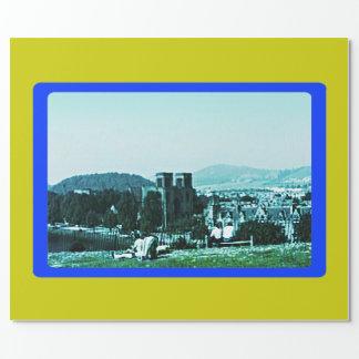 jGibney för Skottland Inverness slottkonst Presentpapper