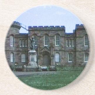 jGibney för Skottland Inverness slottkonst Underlägg