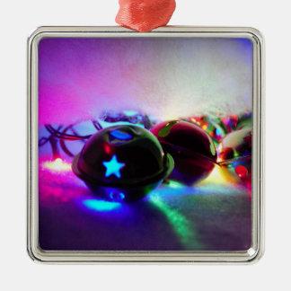 Jiggle det Klockor fotoet Julgransprydnad Metall