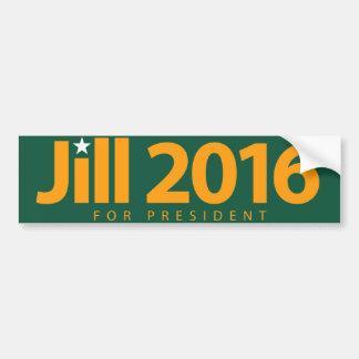 Jill 2016 bildekal