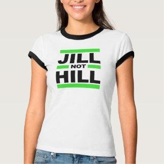 Jill inte backe - - Jill Stein 2016 - Tee