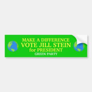 Jill Stein bildekal 2012