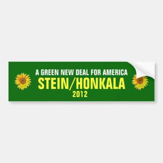 JILL STEIN FÖR PRESIDENTEN 2012 BILDEKAL
