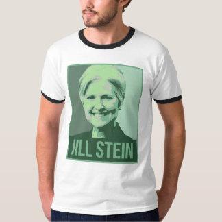 Jill Stein grön propagandaaffisch - - Jill Stein T Shirt