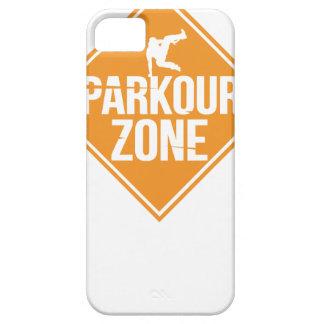 Jippot för Parkour frigör det förrymda iPhone 5 Skydd