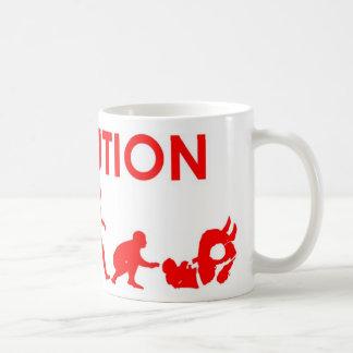 Jiu Jitsu evolution Kaffemugg
