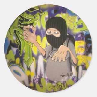 Graffiti Klistermärken