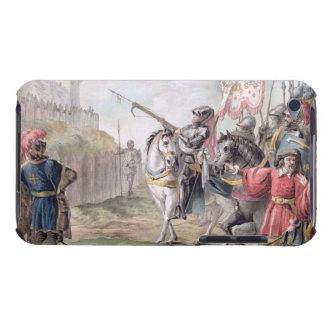 Joan av bågen (1412-31) beställer engelskaet för barely there iPod skydd