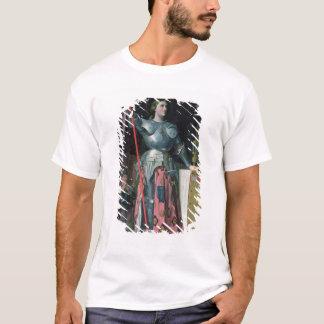 Joan av bågen på coronationen av kungen Charles Tröja