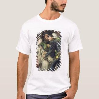 Joan av bågen som förolämpas i fängelset, 1866 t-shirts