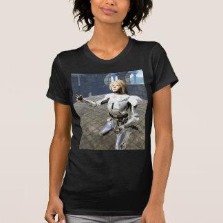 Joan av bågen t shirts