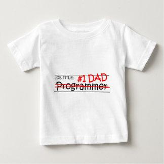 Jobbpappaprogrammerare T Shirt