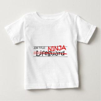 Jobbtitel Ninja - livräddare Tröjor