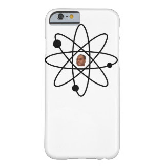 Joe atom- iphone case barely there iPhone 6 fodral