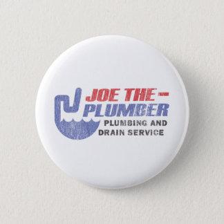 Joe rörmokaren standard knapp rund 5.7 cm