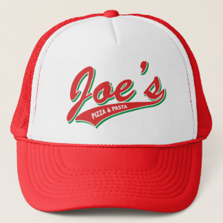 Joes Pizza & pasta Keps