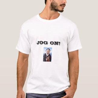 Jogga på t-shirt