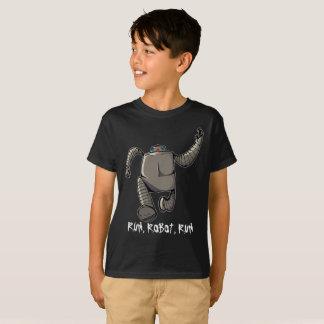 Jogga roboten tee shirt