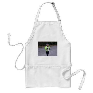 joggare förkläde