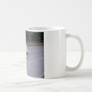 joggare kaffemugg